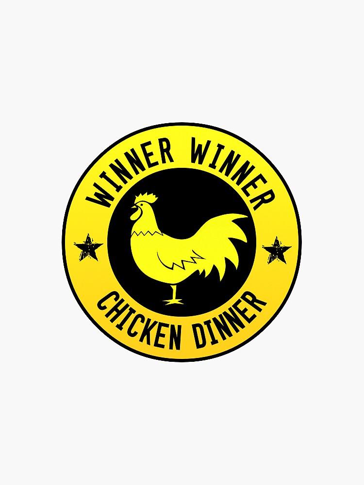 winner winner chicken dinner by Soulredeemer