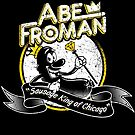 Abe Froman The Sausage King by trev4000