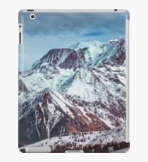 Glaciers on the top iPad Case/Skin