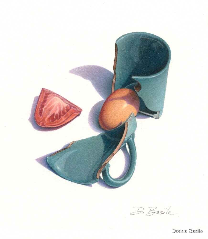 Jade Cup by Donna Basile