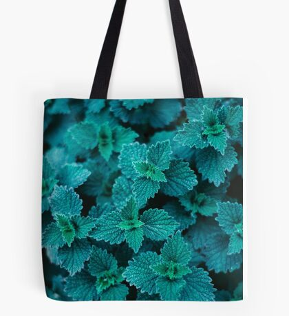 Cold Green Tote Bag