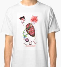 Tony Fernandes's Red Ruby Fab Egg Classic T-Shirt