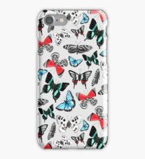 Float Like a Butterfly iPhone Case/Skin