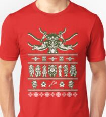 Chrono Christmas Sweater Unisex T-Shirt