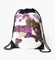 Chocolate Gauntlets Drawstring Bag