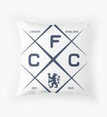 CFC Chelsea Football CLub Throw Pillow