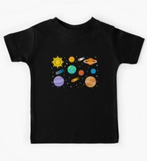 Planets, Sun and Stars Kids Clothes
