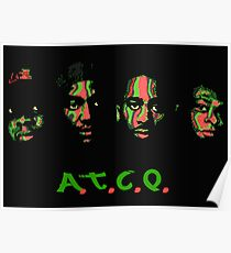 a tribe called quest 8 Poster