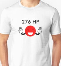 276 HP Japanese car Gentlemen's Agreement Unisex T-Shirt