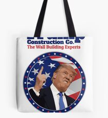 """If we build it, they won't come."" Tote Bag"