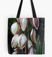 Yucca Flowers Tote Bag