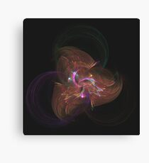 Lazy CMY Bubbles | Fractal Art Canvas Print