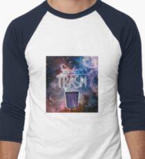 Fandom Trash Men's Baseball ¾ T-Shirt