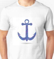 anchor icon Unisex T-Shirt