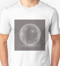 glass sphere Unisex T-Shirt