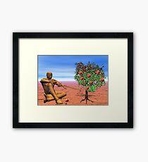 Magic Tree Framed Print