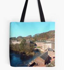 New Lanark Tote Bag