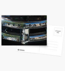 Chevrolet ll Postcards