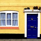 Yellow House by Paul Reay