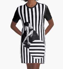 Wheel of manipulation Graphic T-Shirt Dress