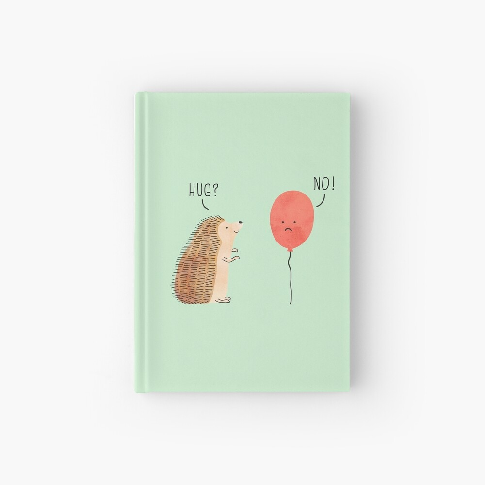impossible love Hardcover Journal