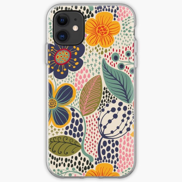 Secret Garden iPhone Soft Case