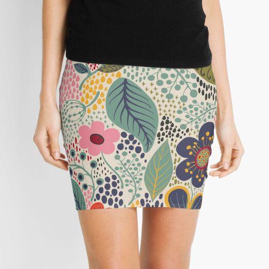 Secret Garden Mini Skirt