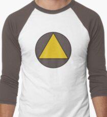 David Legion Triangle  Men's Baseball ¾ T-Shirt