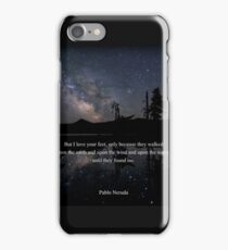 Your Feet iPhone Case/Skin
