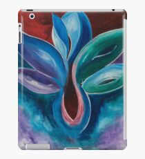New Beginnings acrylic on canvas iPad Case/Skin