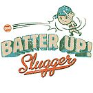 Batter Up Slugger by trev4000