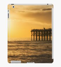 California Sunset iPad Case/Skin