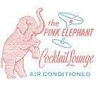 Pink Elephant Cocktail Lounge by trev4000