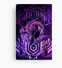 Awakened Creator-Consciousness Canvas Print