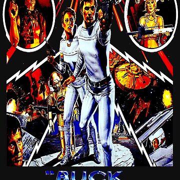 Buck Rogers by Billyflynn