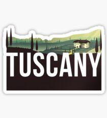 Tuscany Fairytale Sticker