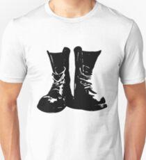 Skinhead Boots  Unisex T-Shirt