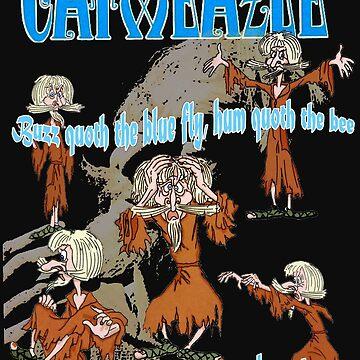 Catweasle by Billyflynn