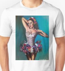 Hand Painted Dancer Unisex T-Shirt