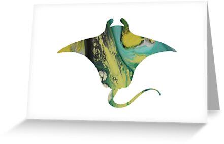 Manta ray  by MordaxFurritus