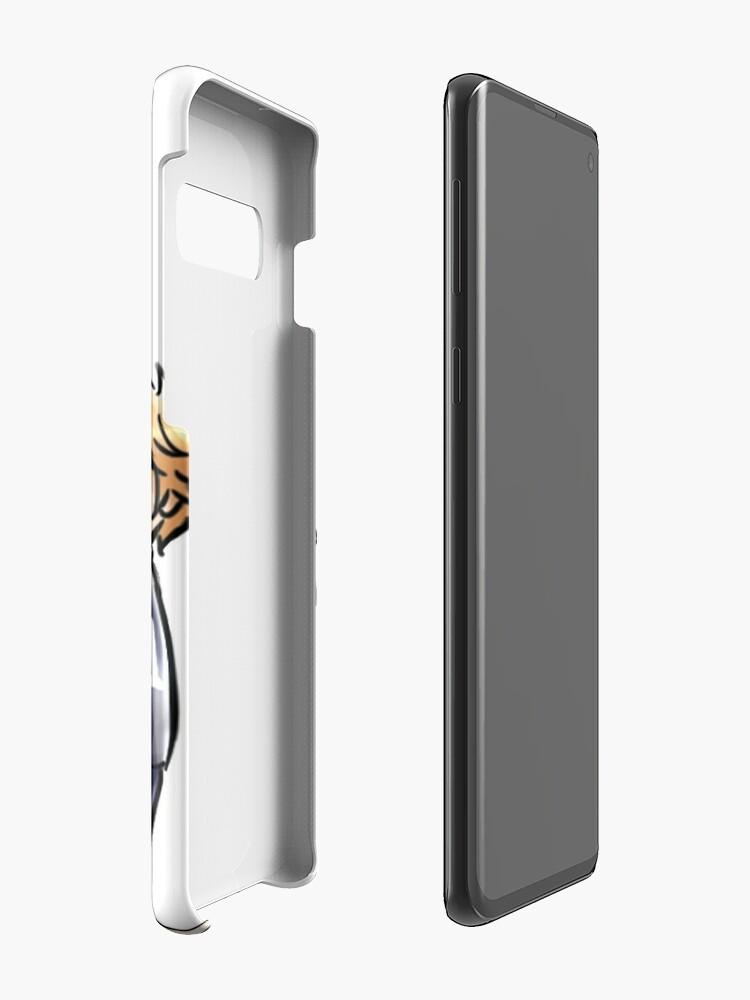 Kagehina - Haikyuu!! fanart | Case & Skin for Samsung Galaxy
