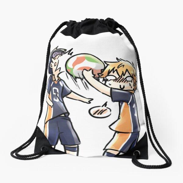 Kagehina - Haikyuu!! fanart Drawstring Bag