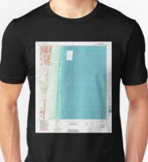 USGS TOPO Map Florida FL Port Everglades 348173 1962 24000 T-Shirt
