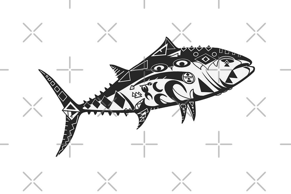 Island Tuna by NINUNO