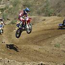 Motocross Piru, CA by leih2008