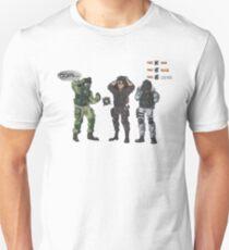 Rainbow Six:siege Artwork Unisex T-Shirt