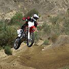 Motocross Piru, CA Nice Air by leih2008
