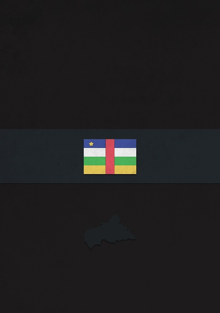 Central African Republic by FlatFlags