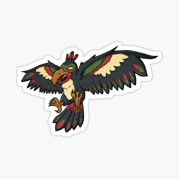 Thunderbird Sticker