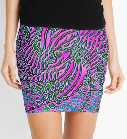 Alien Mini Skirt